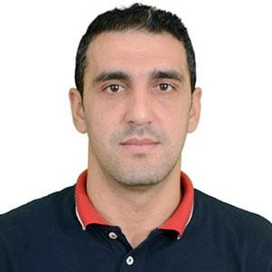 Halim Bouzegaou speaking at the Solar Show MENA