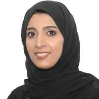 Afra Alowais at The Solar Show MENA 2019