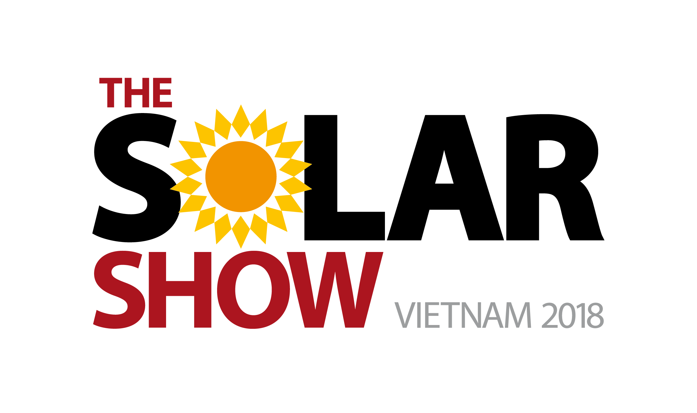 The Solar Show Vietnam 2018 logo - EPS