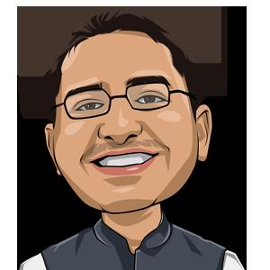 Dinker Bhardwaj speaking at SPARK