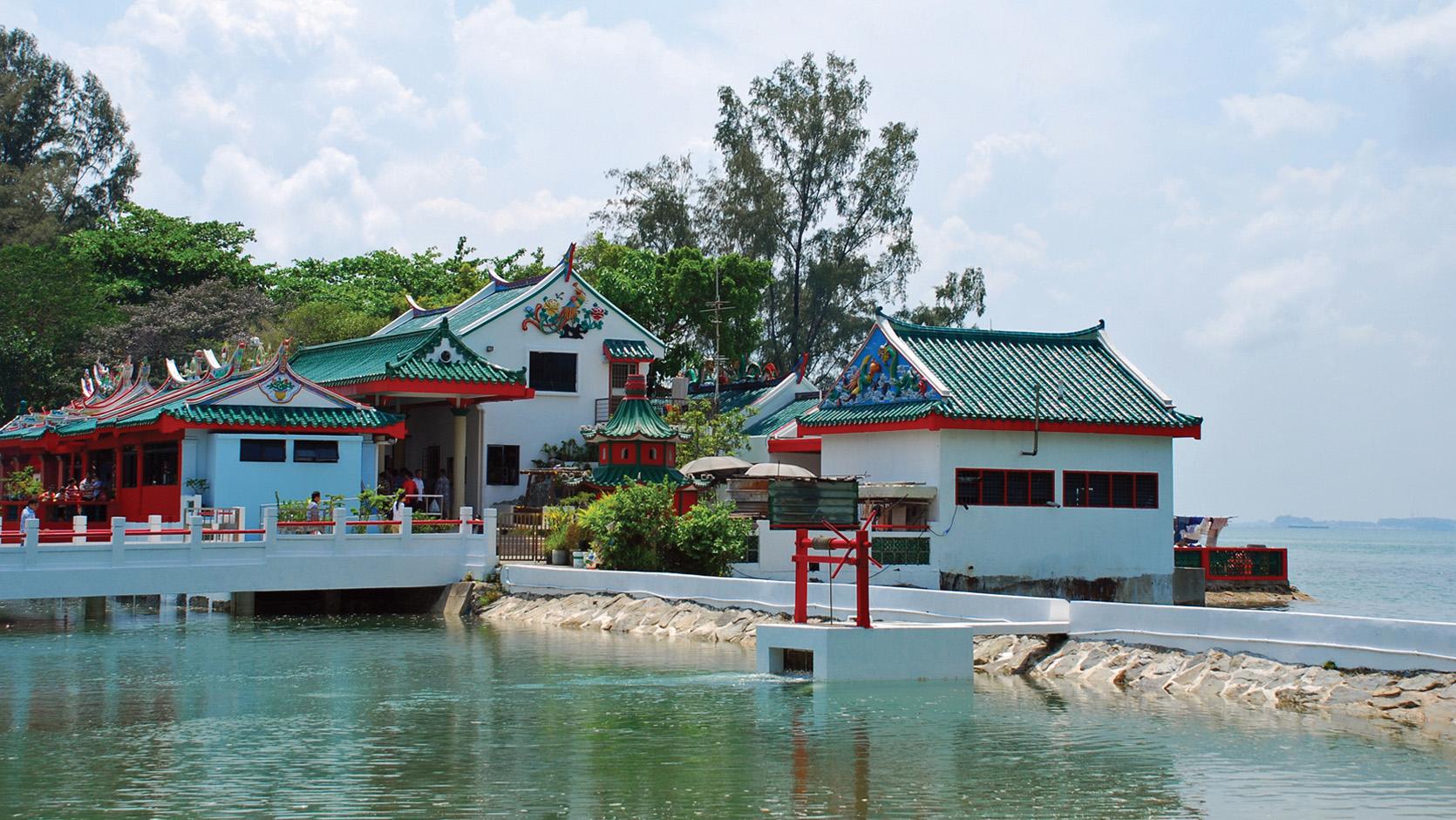 EduTech ASia 2018 Kusu island