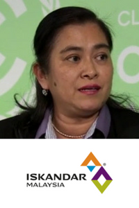 Maimunah Jaffar at TechX 2017
