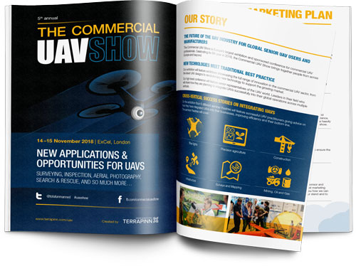 The Commercial UAV Show Prospectus