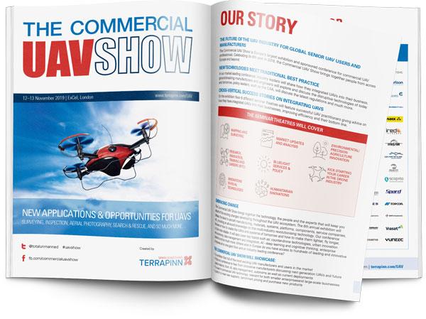 The Commercial UAV Show Prospectus
