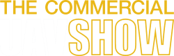 The Commercial UAV Show Logo