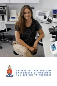 Dr  Isabel Callealta speaking at The Vet Expo Africa