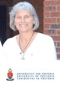 Prof  Este van Marle Koster speaking at The Vet Expo Africa