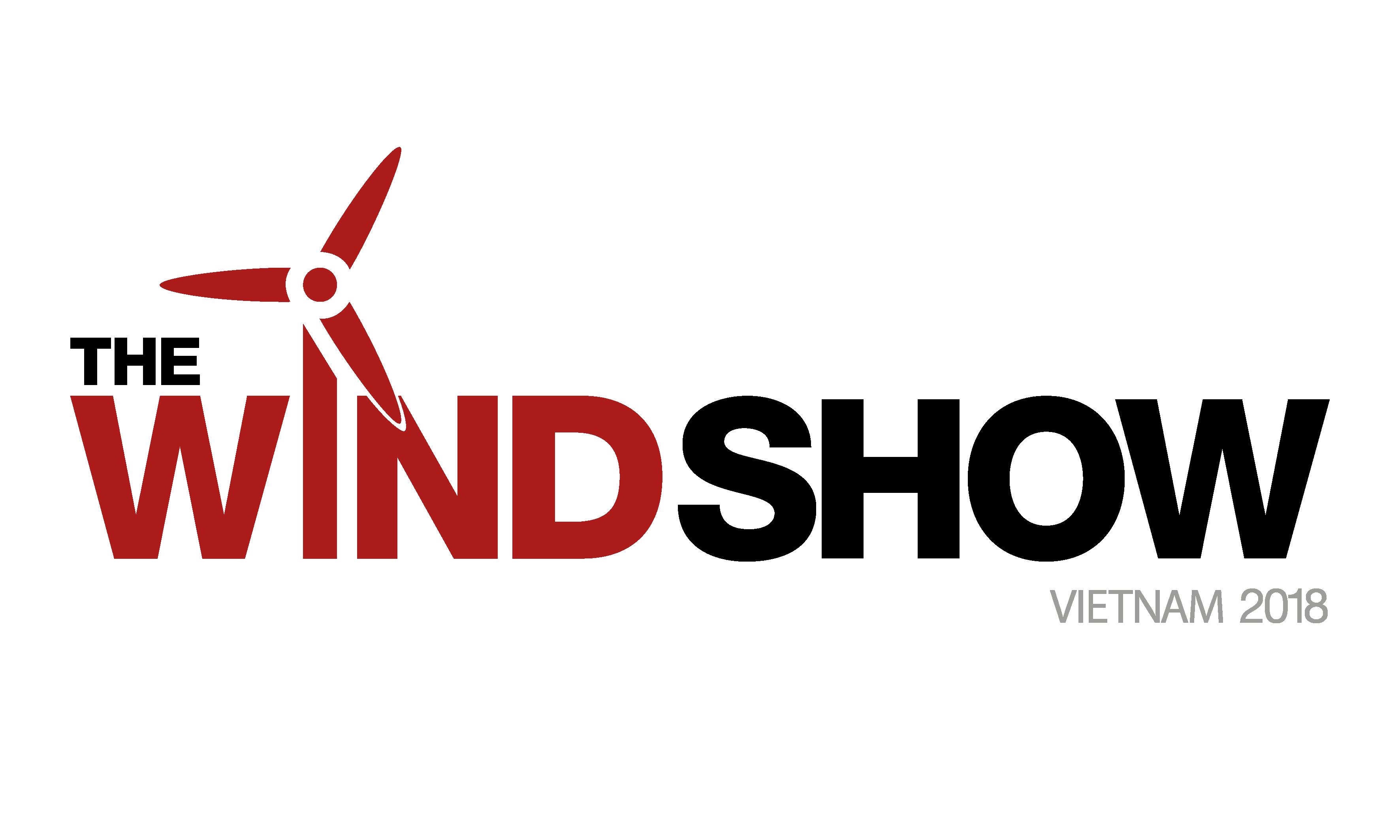 The Wind Show Vietnam 2018 logo - EPS