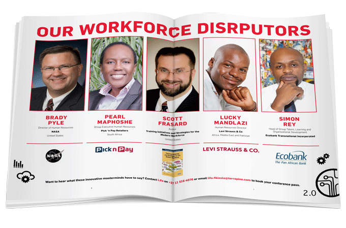 Work 2.0 Africa Conference Brochure