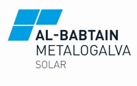 AL-BABTAIN METALOGALVA SOLAR, exhibiting at The Solar Show MENA 2019