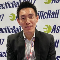 Henry Foo at Asia Pacific Rail 2019
