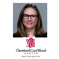 Marcie Finney, Associate Director, Cleveland Cord Blood Center
