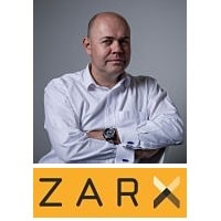 Etienne Nel, Chief Executive Officer And Co-Founder, Zarx