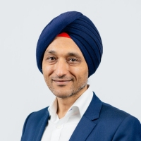Parminder Kohli, Global head of marketing and operations, Royal Dutch Shell