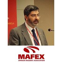 Victor Ruiz | President | MAFEX » speaking at Rail Live