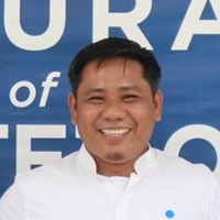 James Inawasan | Municipal Administrator | San Vicente - Palawan » speaking at Future Energy Philippines