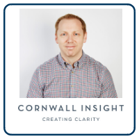 Gareth Miller, Chief Executive Officer, Cornwall Insight
