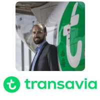 Nicolas Henin | Chief Commercial Officer | Transavia France » speaking at Aviation Festival