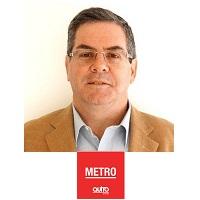 Jorge Yáñez Rocha | CEO | Metro de Quito » speaking at Rail Live