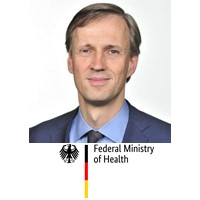 "Thomas Mueller, Head Of Directorate General 1 ""Drugs, Medical Devices, Biotechnology"", Federal Ministry of Health Germany"