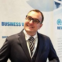 Lars Gaebler | Director Marketing and Sales, Quick PRS | TravelSky Technology » speaking at Aviation Festival Asia