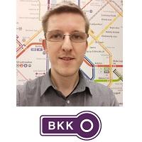 Ferenc Friedl | Innovation Senior Associate | BKK Centre for Budapest Transport » speaking at Rail Live