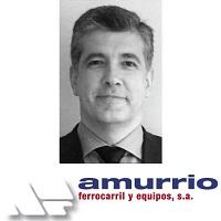 Jon De Lapatza | Director | Amurrio Ferrocarril Y Equipos SA » speaking at Rail Live
