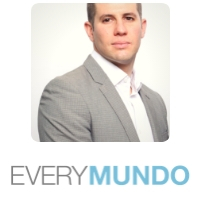 Seth Cassel | President | EveryMundo » speaking at Aviation Festival