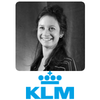 Linda Bos | Blockchain Lead | KLM » speaking at Aviation Festival