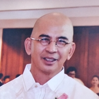 Dominador Clavejo | CEO | Dr  Ice And Ice Products » speaking at Solar Show Philippines