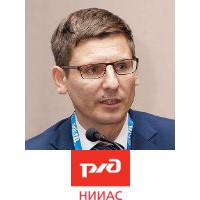 Alexey Ozerov, Head of International Cooperation Department, JSC NIIAS, Russian Railways