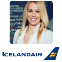 Ingibjorg Ragnarsdottir | Customer Experience Director | Icelandair » speaking at Aviation Festival
