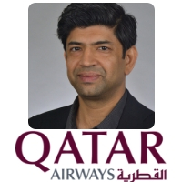 Himanshu Joshi | Senior Manager Of Innovation And Digital Learning | Qatar Airways » speaking at Aviation Festival