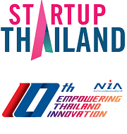 Startup Thailand - National Innovation Agency at Telecoms World Asia 2019