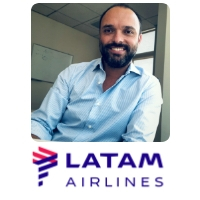 Cristian Ortiz | Vice President Ancillary Revenue And Distribution | Latam Airlines » speaking at Aviation Festival