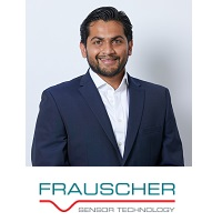 Deep Desai | FTS Global Systems Manager | Frauscher » speaking at Rail Live