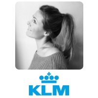 Sharon Geervliet | Social Media Project Manager | KLM » speaking at Aviation Festival