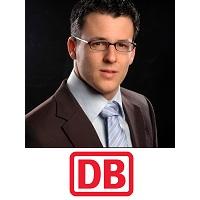Alexander Sdrakas | ICT Solutions Infrastructure | Deutsche Bahn » speaking at Rail Live