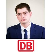 Sviatoslav Butskyi | Blockchain and DLT Solutions | Deutsche Bahn » speaking at Rail Live