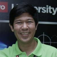 Francis Judan at EduTECH Philippines 2019