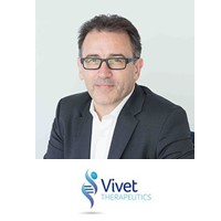 Jean-Philippe Combal, Co-founder & CEO, Vivet Therapeutics