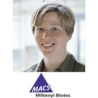 Miriam Haak, Manager Business Development, Miltenyi Biotec GmbH