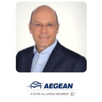 Roland Jaggi | Cco | Aegean Airlines » speaking at Aviation Festival