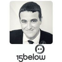 Al Tredinnick | Business Development Manager | 15below » speaking at Aviation Festival