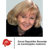 Vladka Čurin Šerbec | Head | Blood Transfusion Centre of Slovenia » speaking at Festival of Biologics