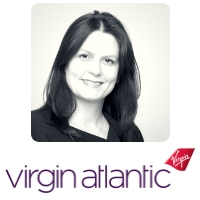 Donna Orman | Vice President Loyalty | Virgin Atlantic » speaking at Aviation Festival
