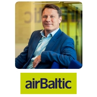 Jouni Oksanen | Senior Vice President, Ecommerce, Sales And Marketing | Air Baltic » speaking at Aviation Festival