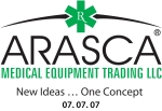 ARASCA MEDICAL at Middle East Rail 2019