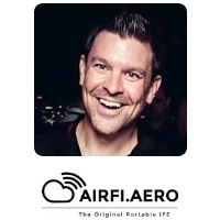 Martin Cunnison | Strategy Director | AirFi B.V. » speaking at Aviation Festival