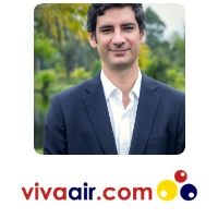 Felix Antelo, Chief Executive Officer, Viva Air Group